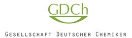 Logo GDCh - Gesellschaft Deutscher Chemiker
